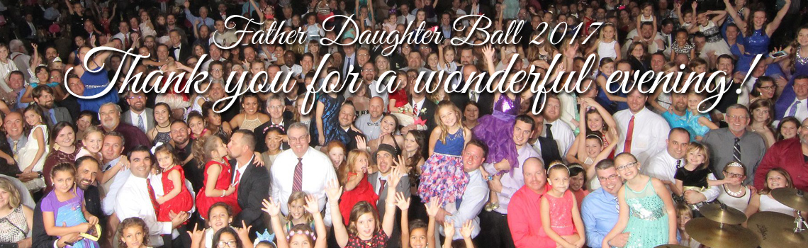 Father-Daughter Ball 2017