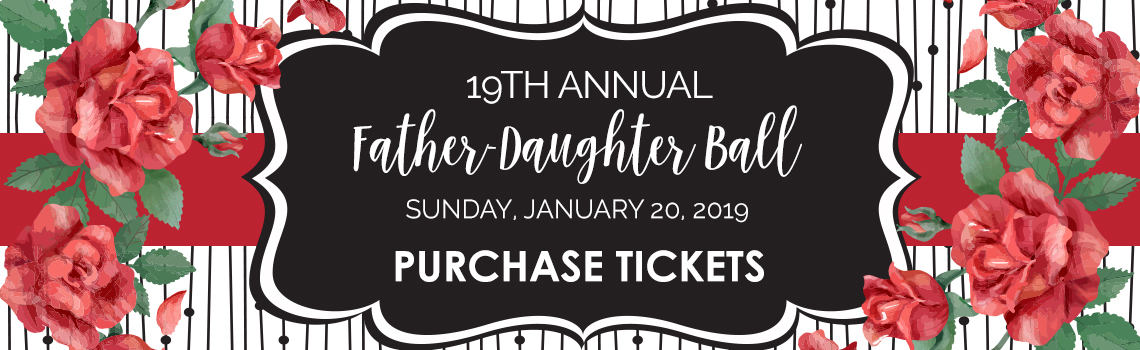 Father Daughter Ball 2019