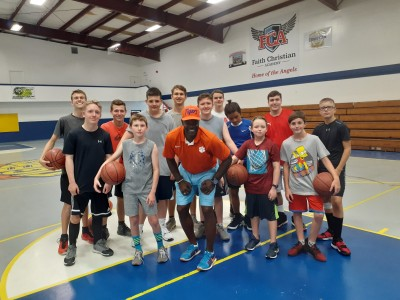 Basketball Camp 2020 with Coach Grayson